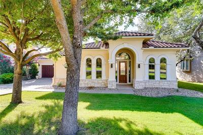 Austin Single Family Home For Sale: 15608 Spillman Ranch Loop