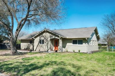 Single Family Home For Sale: 2100 Bel Air Dr