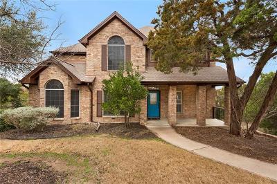 Austin Single Family Home For Sale: 4902 N Rim Dr