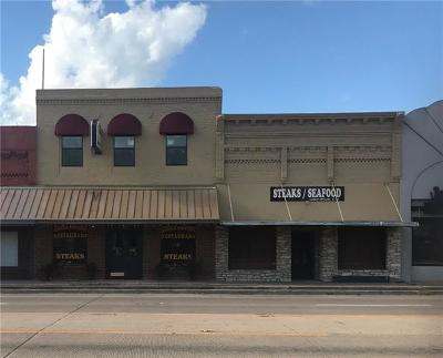 Commercial For Sale: 155 W Austin St