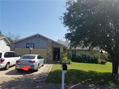 Austin Single Family Home For Sale: 13109 Lamplight Village Ave