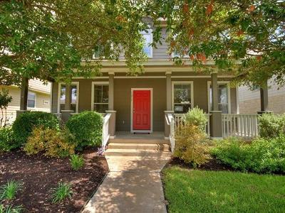 Cedar Park Single Family Home Pending - Taking Backups: 1217 Cardigan St