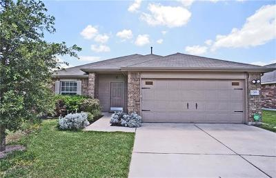 Hutto Single Family Home Pending - Taking Backups: 1209 Montell Ln