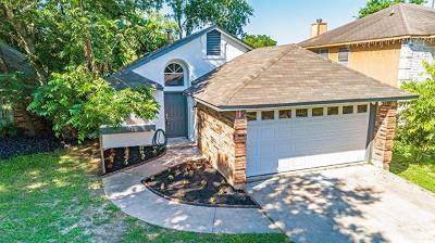 Austin Single Family Home Pending - Taking Backups: 5502 Mesquite Grove Rd