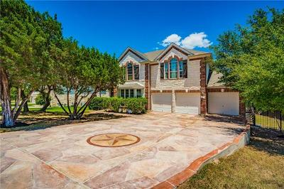 Spicewood Single Family Home Active Contingent: 5305 Cypress Ranch Blvd