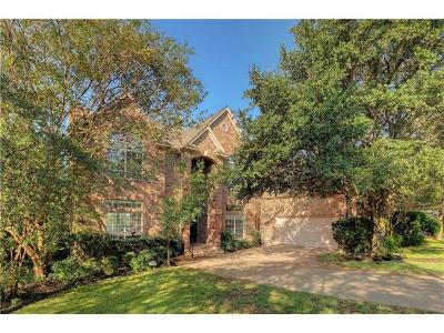 Travis County, Williamson County Single Family Home For Sale: 9910 Spicewood Mesa