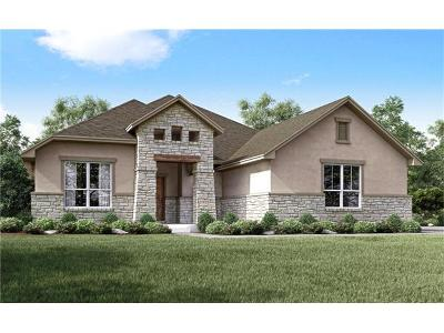Dripping Springs Single Family Home For Sale: 232 Counts Estates Dr