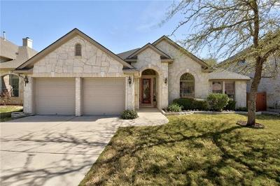Travis County Single Family Home For Sale: 11808 Via Grande Dr