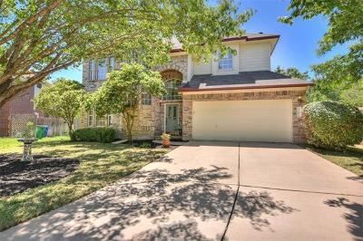 Cedar Park Single Family Home For Sale: 1102 Blackbird Ct