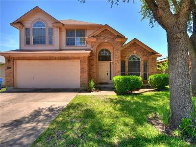 Travis County Single Family Home Pending - Taking Backups: 3813 Mocha Trl