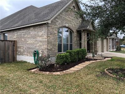 Manor Single Family Home For Sale: 11600 Glen Knoll Dr