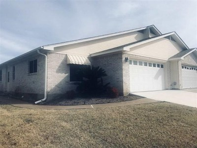 Burnet County Condo/Townhouse For Sale