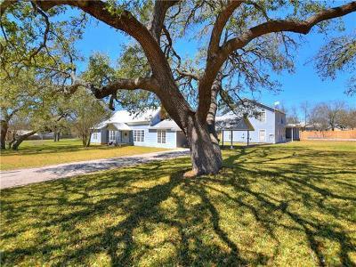Burnet County Single Family Home For Sale: 306 E Post Oak St