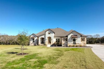 Leander Single Family Home For Sale: 3316 Vista Heights Dr