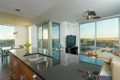 Austin Condo/Townhouse For Sale: 300 Bowie St #3605