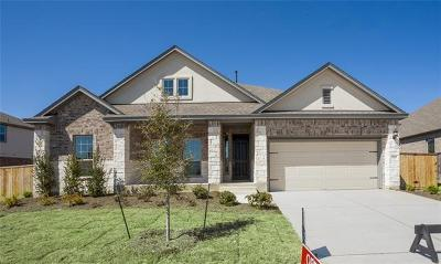 Manor Single Family Home For Sale: 13220 Craven Ln