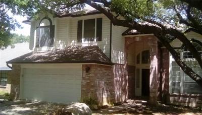 Round Rock Rental For Rent: 1205 Robin Trl