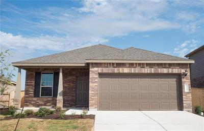 Manor Single Family Home For Sale: 11700 Amber Stream Ln