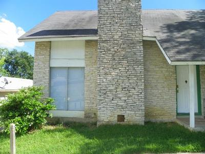 Austin Multi Family Home For Sale: 3315 Hycreek Dr