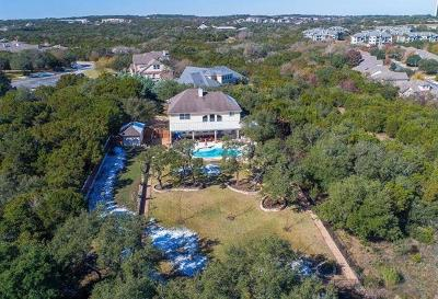 Hays County, Travis County, Williamson County Single Family Home Pending - Taking Backups: 6900 Twilight Mesa Dr