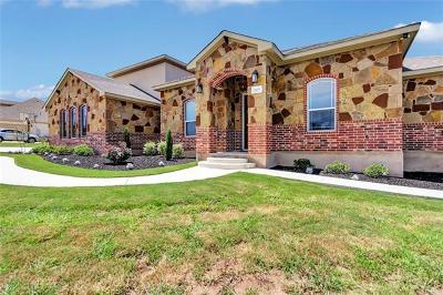 Jarrell Single Family Home For Sale: 105 Stone Water Ln