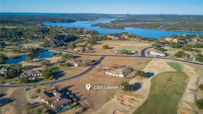 Barton Creek Lakeside, Barton Creek Lakeside Ph 01, Barton Creek Lakeside Ph 03, Barton Creek Lakeside The Ranch, Barton Creek Lakeside, Ranch Section 10, Barton Creek Lakeside/Ranch Sec 3, Barton Creek Lakeside/The Ranch Residential Lots & Land For Sale: 2201 Lauren Dr