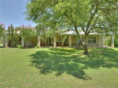 Single Family Home For Sale: 12914 Fitzhugh Dr