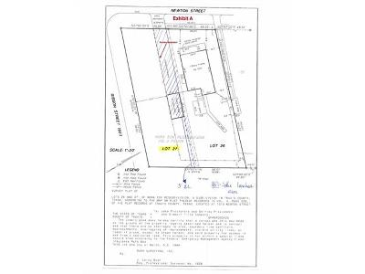 Austin Residential Lots & Land For Sale: Newton St