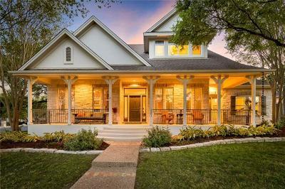Travis County, Williamson County Single Family Home Pending - Taking Backups: 5201 Rico Cv