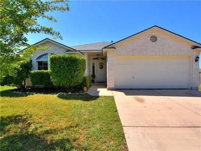 Pflugerville Single Family Home Pending - Taking Backups: 617 Tudor House Rd
