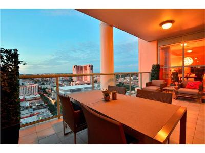 Condo/Townhouse Pending - Taking Backups: 98 San Jacinto Blvd #2203