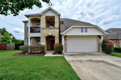 Austin Single Family Home For Sale: 190 Winecup Way
