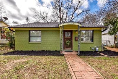 Austin Single Family Home For Sale: 1213 Romeria Dr
