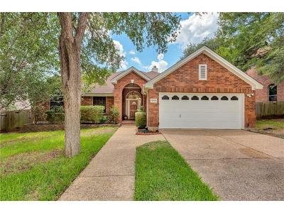 Austin Single Family Home For Sale: 8805 Tweed Berwick Dr