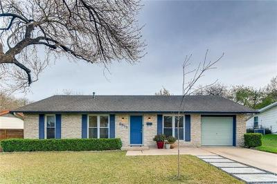 Austin Single Family Home Pending - Taking Backups: 8511 Brookfield Dr