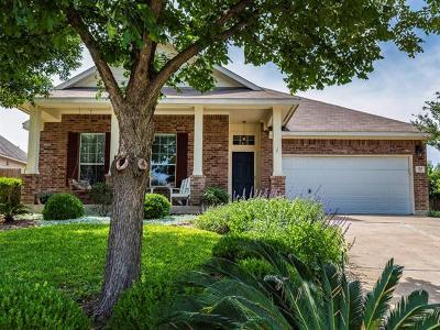 Kyle Single Family Home Pending - Taking Backups: 357 Otono Loop