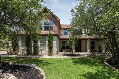 Leander Single Family Home For Sale: 1724 Mira Vis