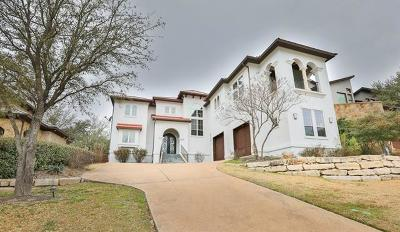 Single Family Home For Sale: 808 Stonewall Ridge Ln