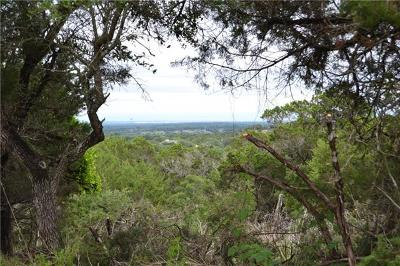Dripping Springs Residential Lots & Land For Sale: 13229 Madrone Mtn Way