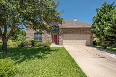 Leander Single Family Home Pending - Taking Backups: 1007 Applerock