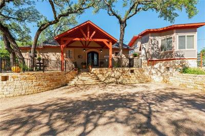 Lago Vista Single Family Home For Sale: 2944 Thurman Rd