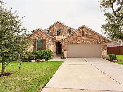 Georgetown Single Family Home For Sale: 1728 Highland Ridge Rd