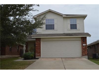Manor Single Family Home Pending - Taking Backups: 12940 White House St