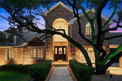 Hays County Single Family Home For Sale: 712 Willow Ridge