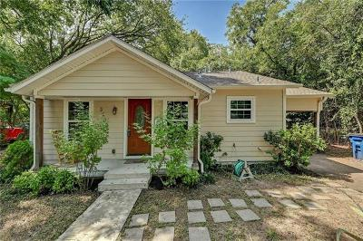 Austin Single Family Home For Sale: 3503 Grayson Ln