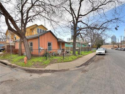 Austin Single Family Home For Sale: 911 E 3rd St