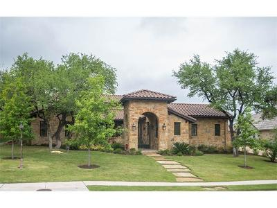 Austin Single Family Home For Sale: 113 Escavera Cv
