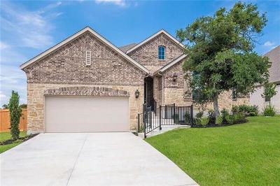 Hays County Single Family Home For Sale: 144 Short Bush Pass