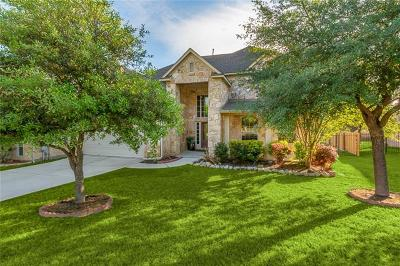 Spicewood Single Family Home Pending - Taking Backups: 22120 Rose Grass Ln