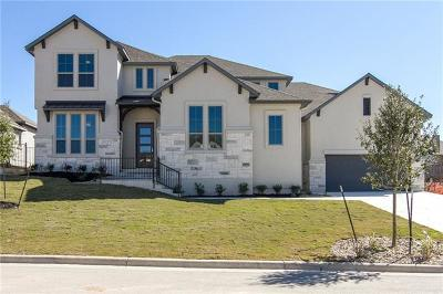 Dripping Springs Single Family Home For Sale: 16312 Paddlefish Way